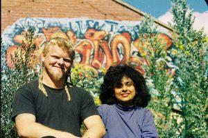 Neal Bodel and Rosanne Scott